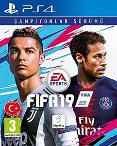 Fifa 19 - PlayStation 4, Champions Edition