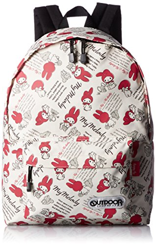 OUTDOOR Sanrio My Melody Backpack Size M Vintage classic MSR977 by Outdoor