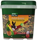 Wild Harvest WH-83544 Wild Harvest Advanced Nutrition Diet for Rabbits, 4.5-Pound
