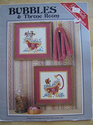 (Bubbles & Throne Room - Counted Cross Stitch (Platinum Series, #6205))