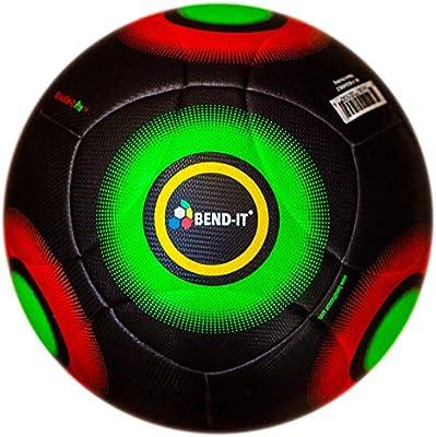 Bend-it fútbol, (6 unidades) pelotas de Match OMB oficial, balón ...