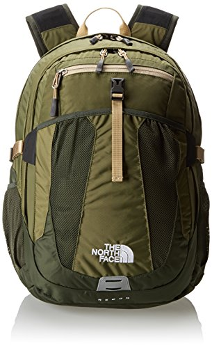 The North Face Recon Backpack - Men's Burnt Orange/Military