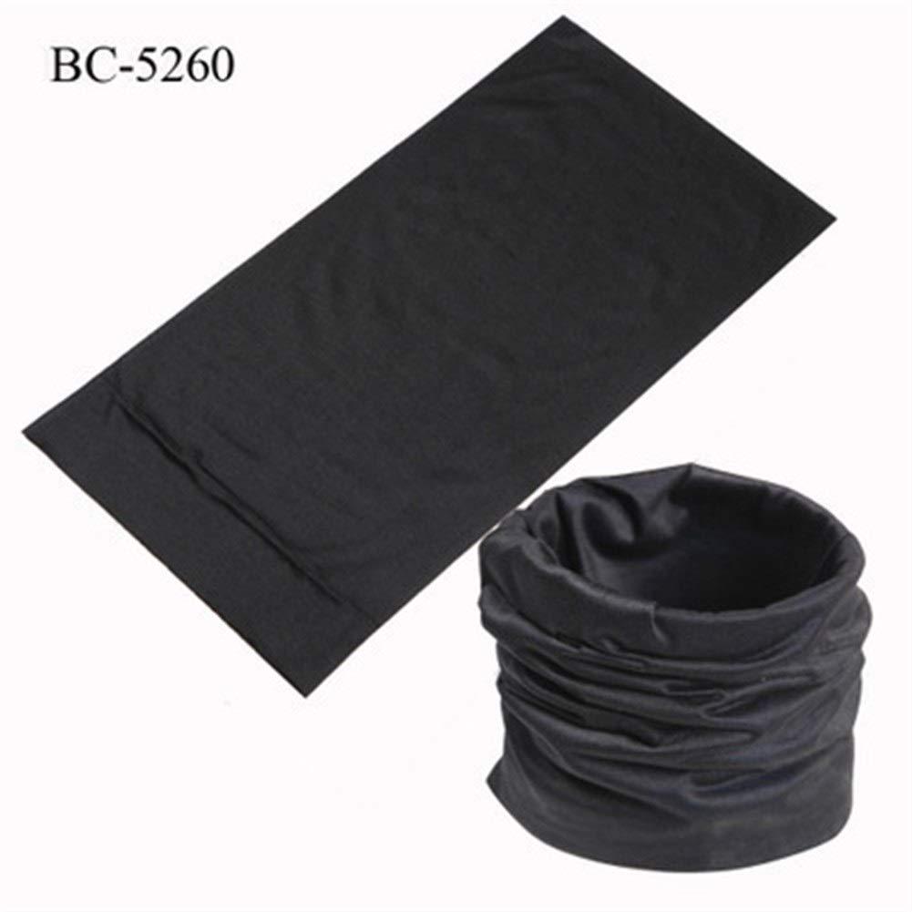 ZREED 10pcs Multifunktionsstirnband Sport Nahtlose Magie Kopfbedeckung Outdoor-Bandana Schal mit Widerstand