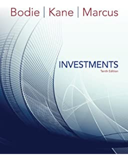 Financial markets corporate strategy 9780072294330 economics investments 10th edition fandeluxe Images