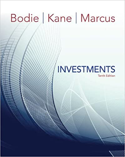 Investments, 10th Edition Alex Kane