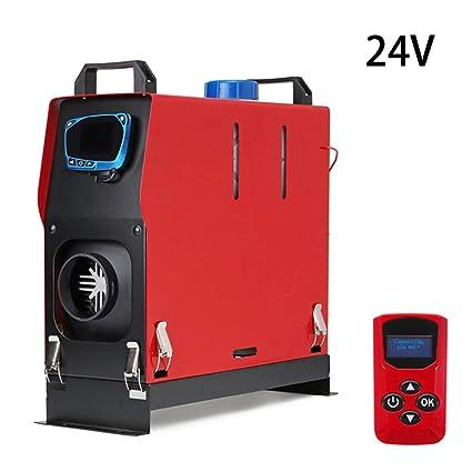 Lavadora de automóviles de 5000W Calentador de aire diesel 5KW 12 ...