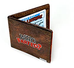 Bigmouth Inc Fart Wallet