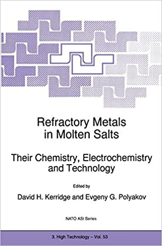 Refractory Metals in Molten Salts: Their Chemistry, Electrochemistry and Technology (Nato Science Partnership Subseries: 3)