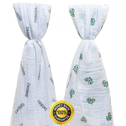 muslin-swaddle-blankets-2-pack-natural-extra-soft-large-47x47-boys-girls-include-baby-bib-sized-from