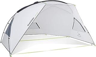 iBasingo - Auvent de Camping - Protection Contre Les UV - Protection Contre la Pluie - Bâche de Plage légère UPF40+