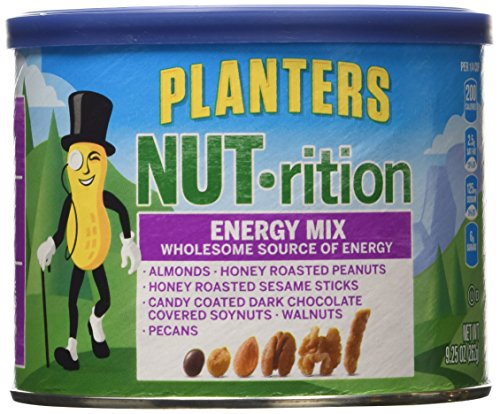 Planters Nut-Rition Energy Mix, 3 Count, 27.75 Ounce (Mix Nut Sesame)