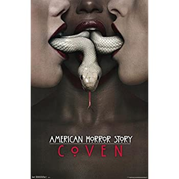 American horror story coven poster 22 x 34in for American horror story wall mural