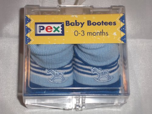 Schaukelpferd Baby Stiefelchen 0–3Monate