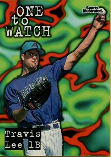 TRAVIS LEE - ARIZONA DIAMONDBACKS - 1998 FLEER BASEBALL