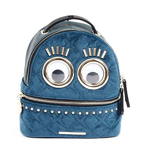 Eyes Borsa Ai18daj0222904 Pandorine Infinito Zainetto Donna Le Mini Turquoise velvet wOZqa6x7