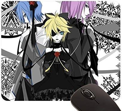 Ss parche para el ojo gótico lolita Haru Aki imitación negro ...