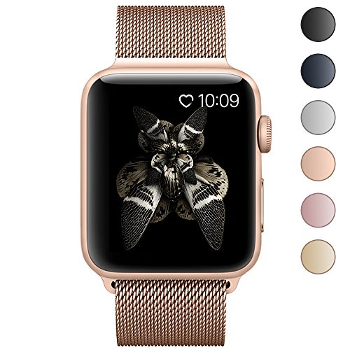 Lelong-Apple-Watch-Band-38mm-42mmMilanese-Loop-Fully-Magnetic-Clasp-Stainless-Steel-Mesh-iWatch-Band-for-Apple-Watch-Series-3-Series-2-Series-1-Sport-Edition