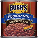 Bush's Best Baked Beans Vegetarian, 16 OZ (Pack of 12)