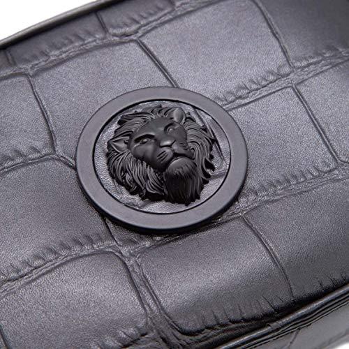 Versus Spalla Versace Pelle Donna A Borsa Fbd1410fbccmf461c Nero fttqwgr