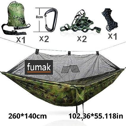 Amazon.com: fumak Swing Chair - Beach Hammock Outdoor ...