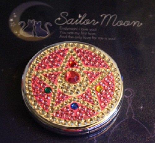 Sailor Moon × ITSDEMO (Ittsudemo) Compact Mirror