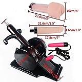 Sex Machine Women Female Automatic Masturbator with Full Kit Adjustable Speed