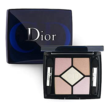 Christian Dior 5 Color Eyeshadow for Women, No. 230 Pink Attitude, 0.21 Ounce