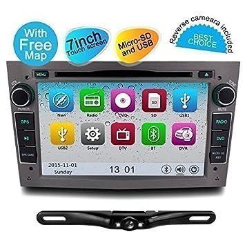 YINUO 7 Pulgadas 2DIN In Dash Pantalla Táctil Reproductor De DVD Navegación GPS De Coche Bluetooth