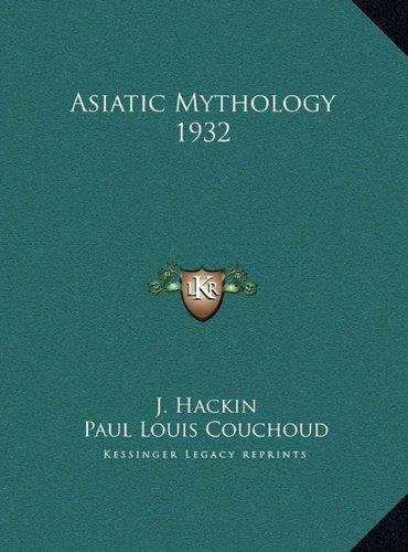 Asiatic Mythology 1932