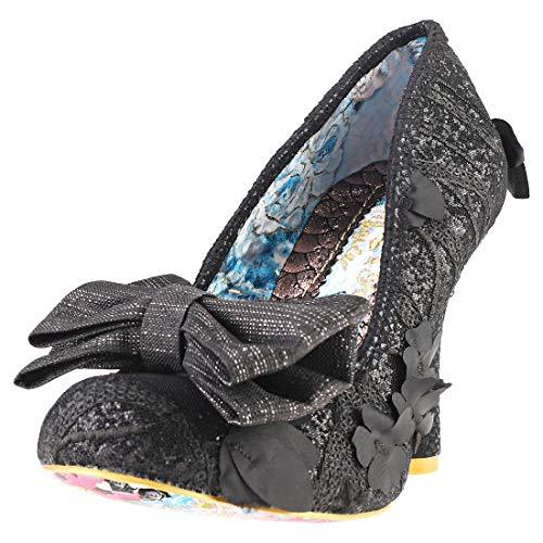 Bow Mal Choice E Irregular de Zapatos Tac 7CZqtfx