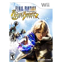 Final Fantasy Crystal Chronicles: The Crystal Bearers - Wii Standard Edition