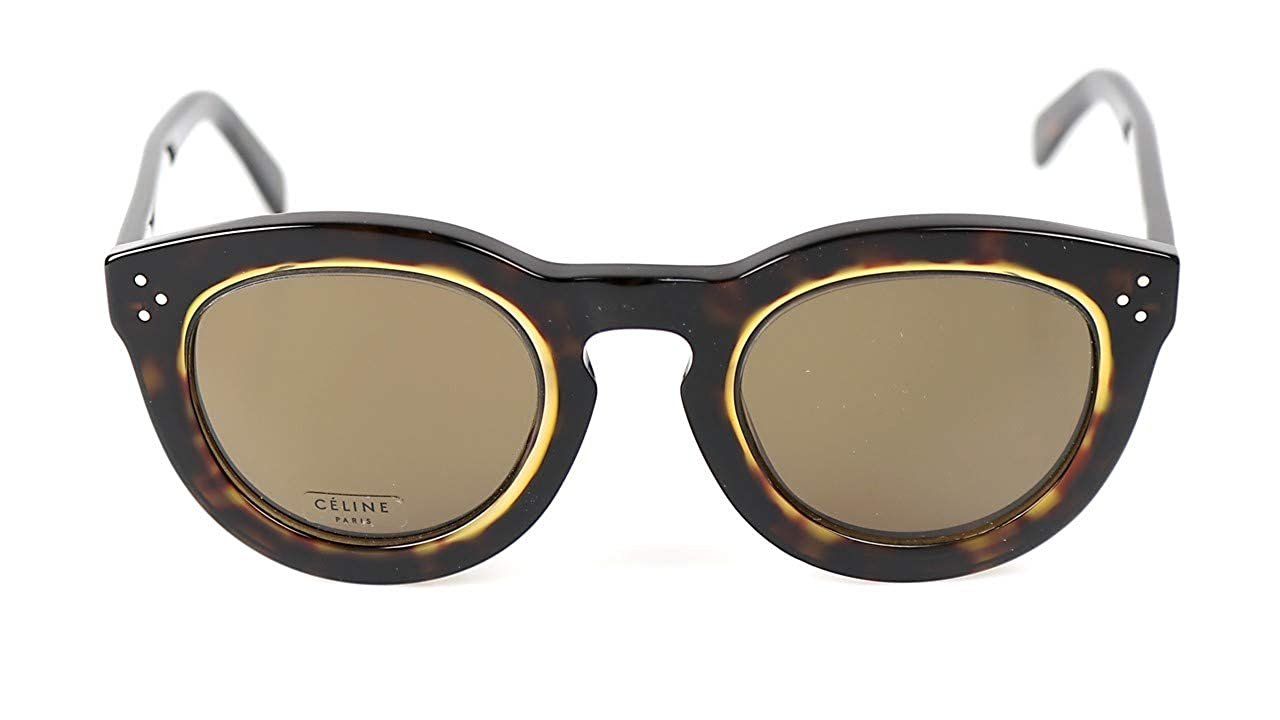 Céline Gafas de Sol AGNES CL 41403/S DARK HAVANA HONEY/BROWN ...