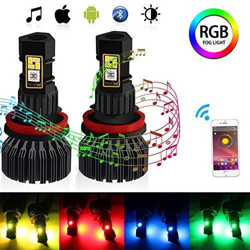 color changing led for car - 8