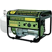 Convenient & Portable Electric Generator 4000 Watt with Recoil Start, Great for Outdoor Living