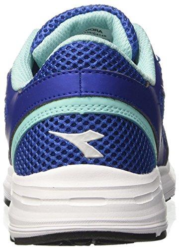 Diadora Shape 7, Zapatos para Correr Unisex Adulto Azul (Blu Profondo/bianco)