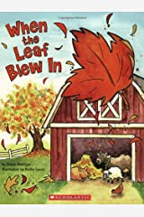 When The Leaf Blew In Paperback