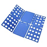 Sealegend Adjustable Clothes Folder with Towel Clips - Adult Dress Pants Towels T-Shirt Folder Board/Easy Laundry Folder Organizer