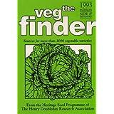 The Vegetable Finder 1993