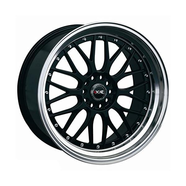 XXR-521-Flat-Black-17×7-38-5x1005x45