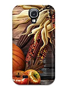 Ultra Slim Fit Hard PhilipWeslewRobinson Case Cover Specially Made For Galaxy S4- Thanksgivings