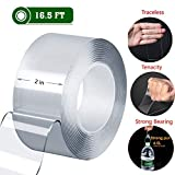 Multipurpose Double Sided Mounting Tape -16.5ft/2in