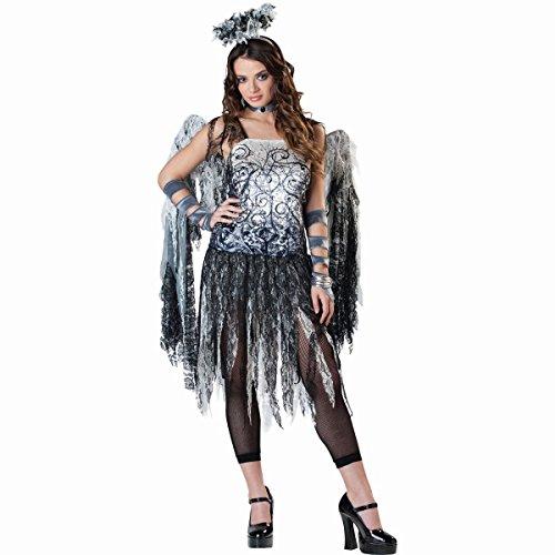 DARK ANGEL TEEN 3-5 (Party City Halloween Costumes For Juniors)