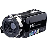 KINGEAR HDV-312 24MP HD 1080P 2.7 LCD Scrren Digital Video Camcorder with 16x Digital Zoom 270°Rotation