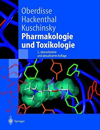 Pharmakologie und Toxikologie (Springer-Lehrbuch)