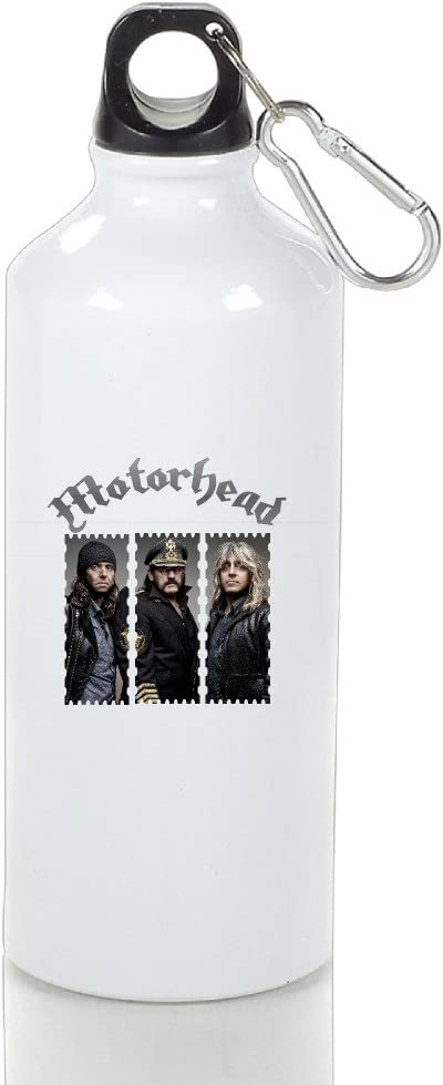 VOLTE Motörhead British Heavy Metal Rock Band Aluminum Outdoor Sports Bottle Perfect for Sports