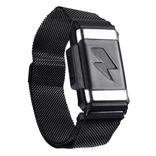 Pavlok Pro Wristband  Smart Wearable That Breaks Bad Habits  Quit Smoking, Nail Biting, Procrastination, Oversleeping, Overeating, Wasting Time  Aversion Therapy Device  Wake Up Trainer - Gen 2