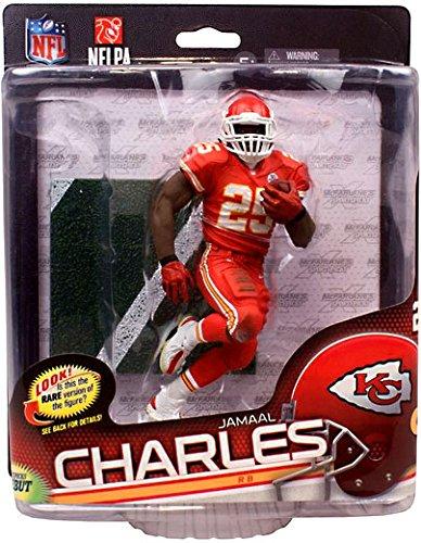 McFarlane Toys NFL Series 34 Jamaal Charles Action Figure