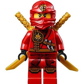 Amazon.com: Lego Ninjago Set of 4 Ninjago Minifigures