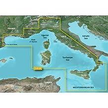 Garmin Bluechart G2 HXEU012R - Italy West Coast - Micro SD & SD