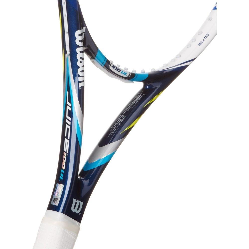 Wilson Unisex Tennisschläger Juice 100UL, mehrfarbig, 4, WRT71930U0 ...